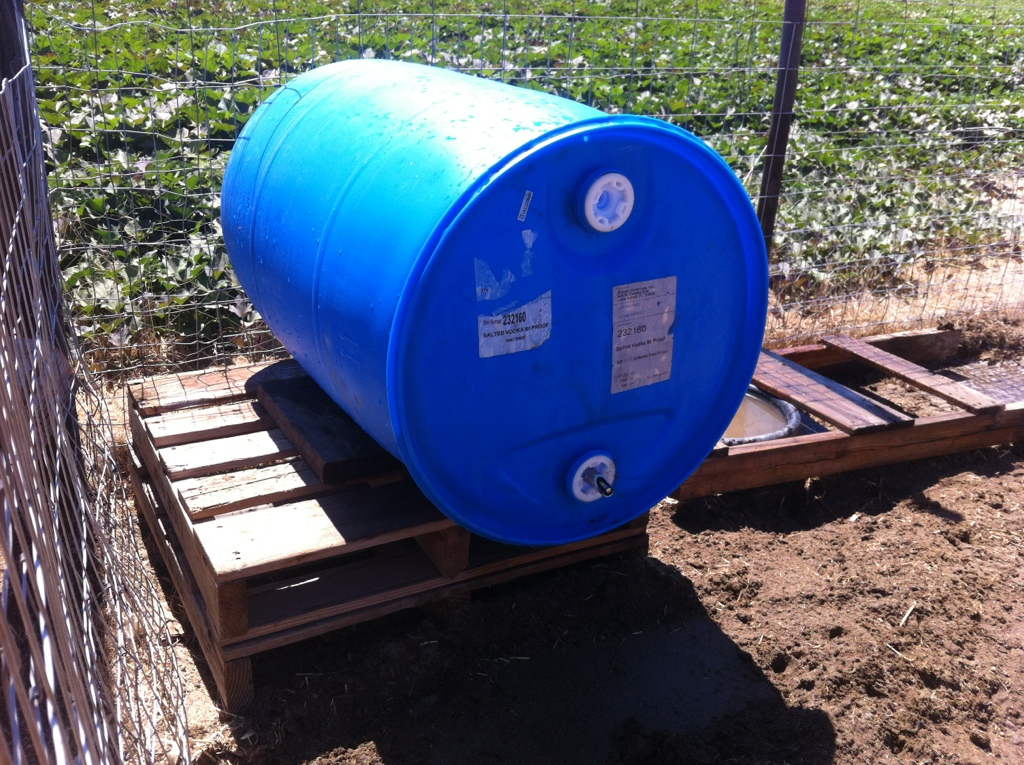 Diy pig waterer do it your self